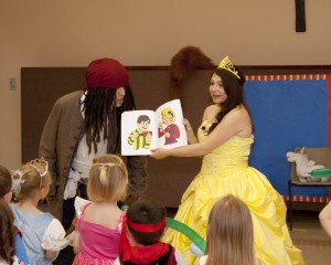 Who needs a magician at a childrens party when you have kids entertainers like these!