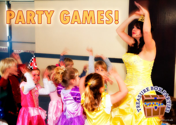 Princess-Party-Entertainer-Surrey-Hampshire-Berkshire-Belle-Kids-princess-party-games