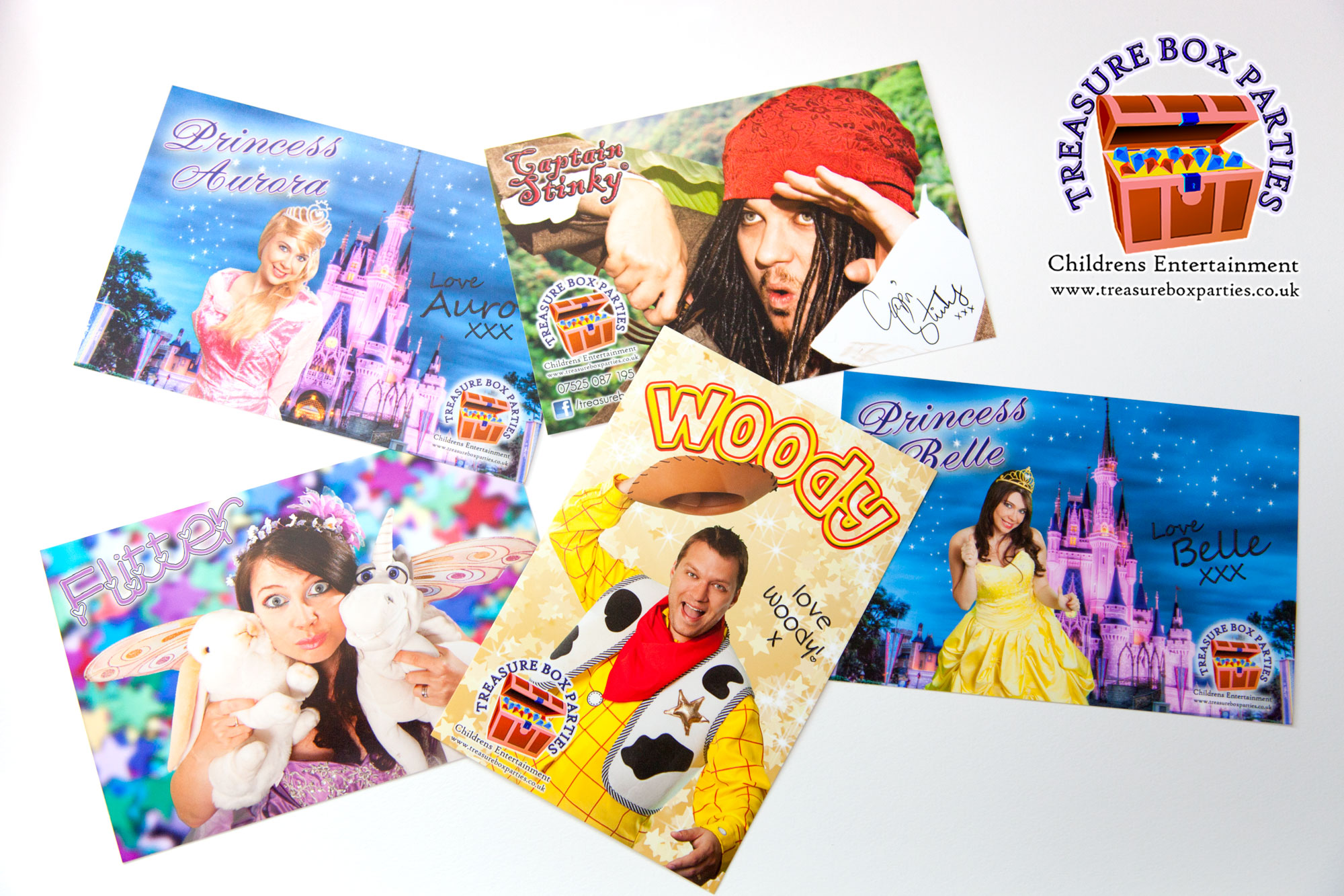 Childrens Birthday Parties entertainers in Surrey, Hampshire and