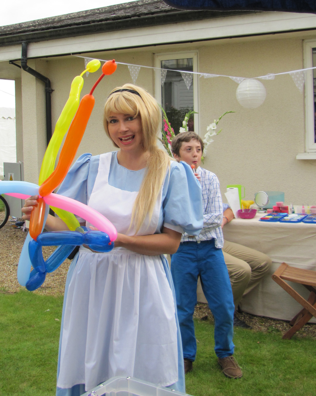 Themed Childrens Disco Party