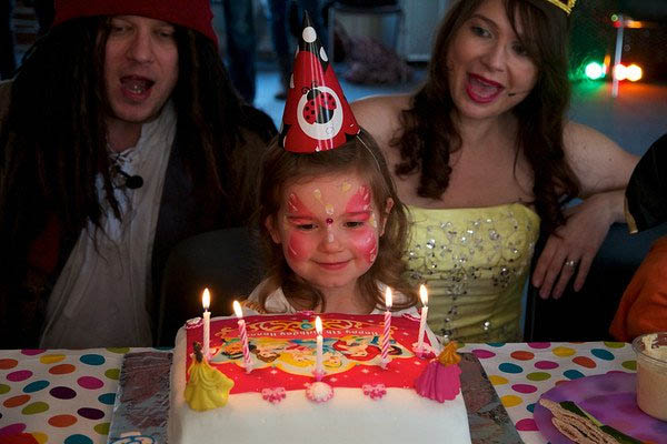 party with games for children in Surrey