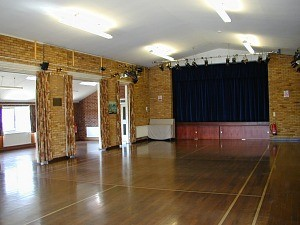 Swallowfield Parish Hall Childrens Entertainer Party Venue