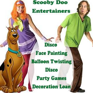 Scooby Doo Childrens Entertainer Hampshire Berkshire Surrey