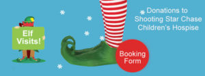 Christmas Elf Home Visits Surrey Hampshire Berkshire