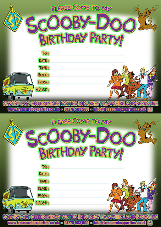 Free Scooby Doo Downloads To Print At Home Childrens