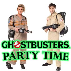 ghostbusters-entertainer surrey hants berks costume