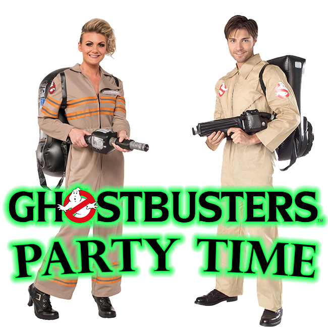ghostbusters-entertainer surrey hants berks costume