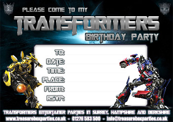 picture regarding Transformer Birthday Invitations Printable Free identify Transformers Cost-free Celebration Printable Downloads - Childrens
